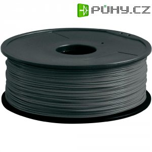 Náplň pro 3D tiskárnu, Renkforce HIPS175H1, materiál HIPS, 1,75 mm, 1 kg, šedá