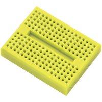 Nepájivé kontaktní pole, 0,4-0,7 mm, 45,72 x 35,56 x 9,40 mm, 170 pólů, žlutá
