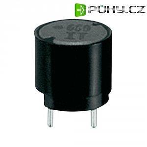 Radiální tlumivka Panasonic ELC09D821DF ELC09D821F, 820 µH, 0,30 A, 10 %