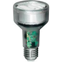 Úsporná žárovka reflektor LightMe Compact E27, 11 W, teplá bílá