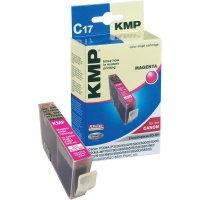 Toner inject KMP C17 0958,0006, pro tiskárny Canon, purpurová