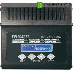 Modelářská nabíječka s balancerem Voltcraft Ultimate, 20 A