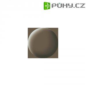 Airbrush barva Revell Aqua Color, 18 ml, hnědá/olivová matná