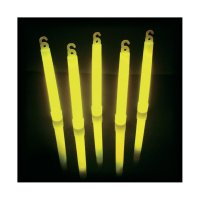 Svítící tyč Knick Light P-150x15ylo, 15 cm, žlutá