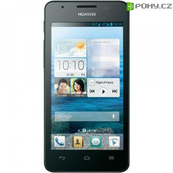 Smartphone Huawei Ascend G525, 1,2 Ghz Quad-Core, DualSIM, Android 4.1, displej 11,43 cm - Kliknutím na obrázek zavřete