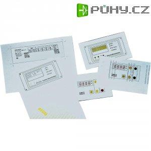 Samolepící fólie na panel laserové tiskárny, A4, čirá, 4 ks