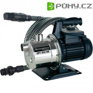 Zahradní čerpadlo Schwarzbach Pumpen GPI 55/46 + Kit, 3300 l/h, 46 m, 800 W