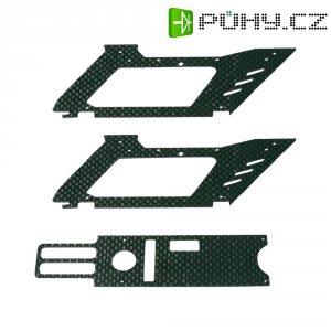 Spodní rám GAUI X2 Carbon (212306)