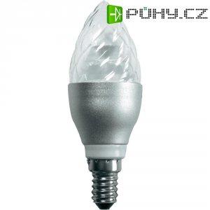 LED žárovka Mueller E14, 5 W, teplá bílá, stmívatelná svíčka