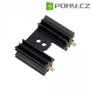Profilový chladič Fischer Elektronik SK 104 25,4 STS, 25,4 x 34,9 x 12,7 mm, 14 K/W