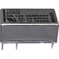 Signálové relé Reed DR 1 A 24 V/DC 1 přepínací kontakt Panasonic DR24SDS 1 ks