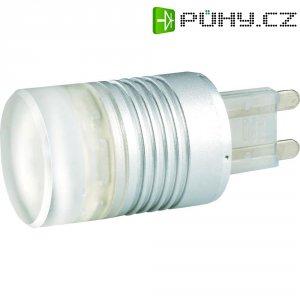 LED žárovka, G9, 1,1 W, 230 V, studená bílá