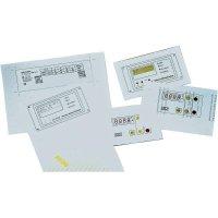 Samolepící fólie na panel inkoustové tiskárny, čirá, 2 ks