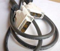Kabel DVI-D(18+1) - DVI-D(18+1) 2m