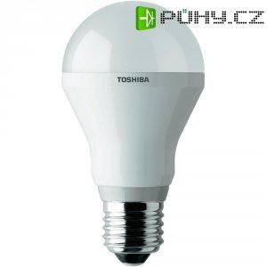 LED žárovka Toshiba Retrofit, E27, 5,5 W, 20 000 h, teplá bílá