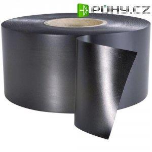 Izolační páska HellermannTyton HelaTapeWrap 25, 710-00801, 38 mm x 30 m, černá