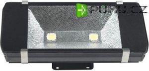 Reflektor LED 2x70W, 85-265V/50-60Hz. Vadné čipy