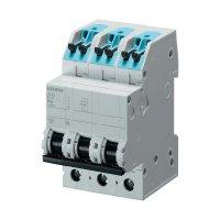 Jistič Siemens B 16 A 5SJ63166KS, 3pól., 230/400 V/AC