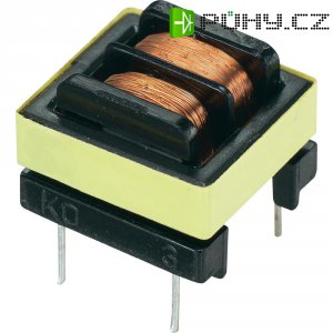 Malý transformátor, 670 Ω, 1:10