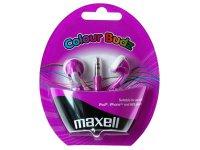 Sluchátka Maxell 303364 Colour Budz Purple