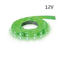 LED pásek 12V 3528 60LED/m IP65 max. 4.8W/m zelená (1ks=5cm) zalitý
