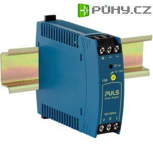 Zdroj na DIN lištu PULS MiniLine ML15.121, 1,3 A, 12 V/DC