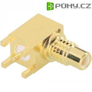SMC propojka BKL Electronic 414074, 50 Ω, zásuvka vestavná horizontální