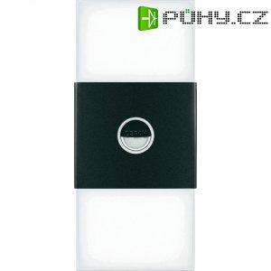 Venkovní nástěnné svítidlo s PIR Osram Noxlite LED Wall Double Sensor, 2x 6 W