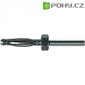 Měřicí lišta MultiContact 22.1100, SA200, zástrčka rovná, 2 mm, (Ø) 2 mm, mosaz