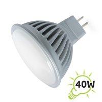 Žárovka LED MR16/12V 6W - bílá teplá