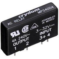Elektronické zátěžové relé SIP Crydom MPDCD3, 3 A