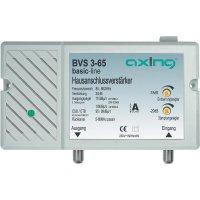Zesilovač televizního signálu Axing BVS 3-65 30 dB