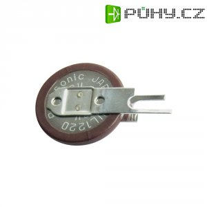Lithiový knoflíkový akumulátorPanasonic VL1220-1VCE, 3 V, 7mAh