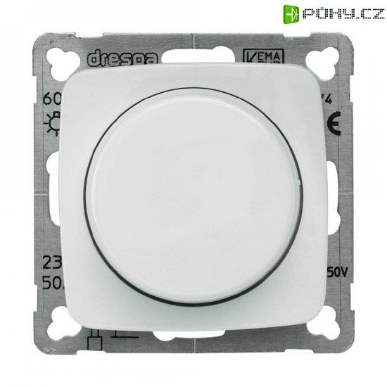 Stmívač Monte, 102011, 20 - 315 W, bílá - Kliknutím na obrázek zavřete