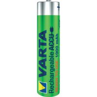 Akumulátory AAA NiMH, Varta Ready2Use Longlife HR03, 1000 mAh, 4 ks