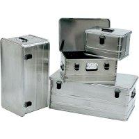 Přepravní a skladovací hliníkový box Alutec 30086, 782 x 385 x 367 mm, 91 l