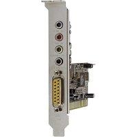 Stereo zvuková karta PCI