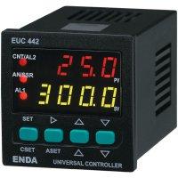 Panelový PID termostat Suran Enda EUC442, 230 V/AC