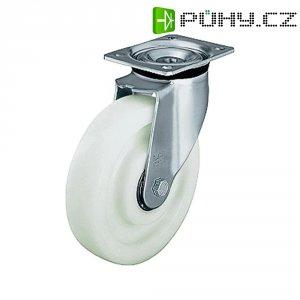 Otočné kolečko s konstrukční deskou, Ø 75 mm, Blickle 256016, LK-SPO 75K