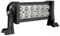 Světelná lišta LED 10-30V/36W l=25cm