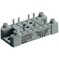 Můstkový usměrňovač 3fázový Semikron SKD33/16, U(RRM) 1600 V, G55