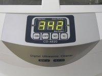 Ultrazvuková čistička ULTRASONIC 2500ml, CD-4820