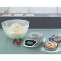 Digitální kuchyňská váha Soehnle Siena Plus, 65841, stříbrná
