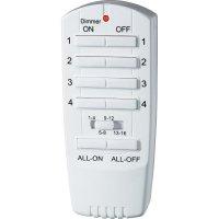 Dálkový ovladač RSLT, 16 kanálů, bílá