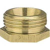 Závitová redukce Gardena, 26,5mm (G 3/4) vnější závit / 21mm (G 1/2) vnitřní závit