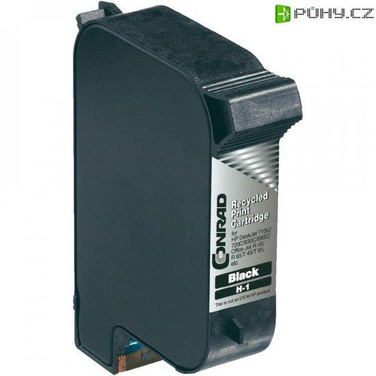Cartridge pro HP 45, H-1, černá - Kliknutím na obrázek zavřete