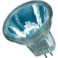 Halogenová žárovka Osram, 12 V, 35 W, G4, Ø 35 mm, stmívatelná, teplá bílá, 2 ks