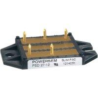 Můstkový usměrňovač 1fázový POWERSEM PSB 15-06, U(RRM) 600 V