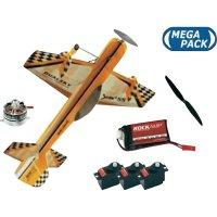 RC model letadla Dualsky YAK 55 Mega Pack, 880 mm, stavebnice