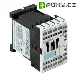 Stykač Siemens Sirius 3RT1016-1BB42, 24 V/DC, 9 A, 1 ks